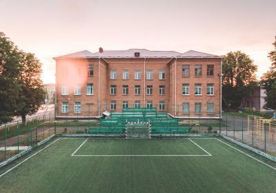 Футбол, 18 школа